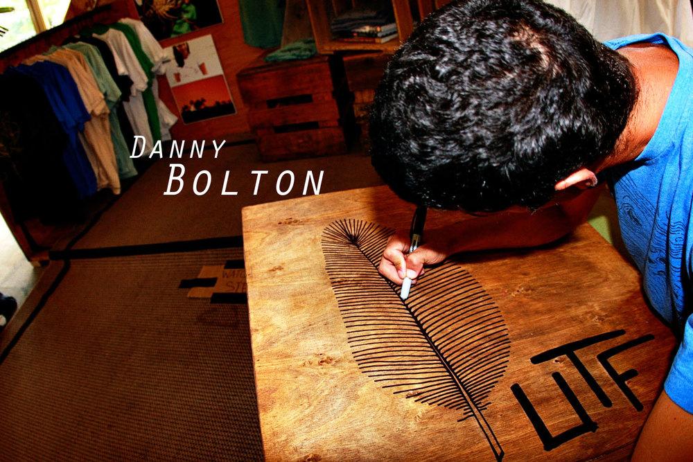 DANNY BOLTON