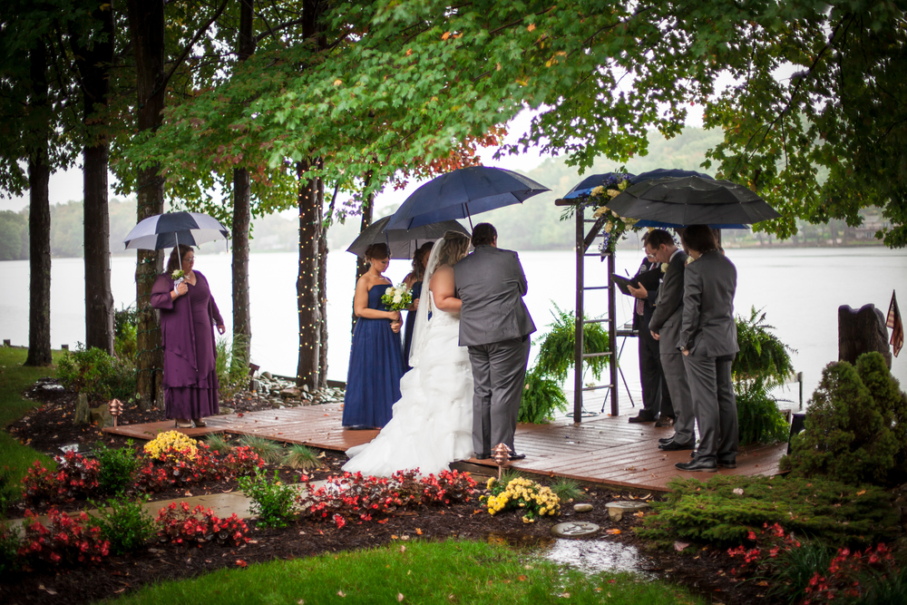 TREASURE LAKE PA WEDDING PHOTOGRAPHY LAKEFRONT 4.jpg