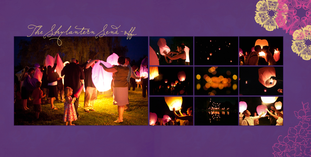 Images by our wedding video team SHO Films, Album Design by Rachel Anne's Photography