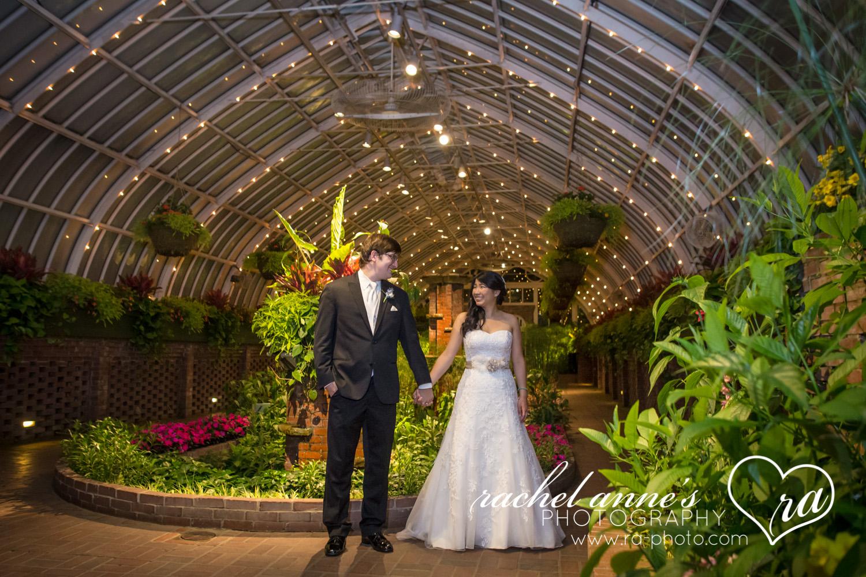 WEDDINGS - Dave & Jennifer - Phipps Conservatory, Pittsburgh PA ...