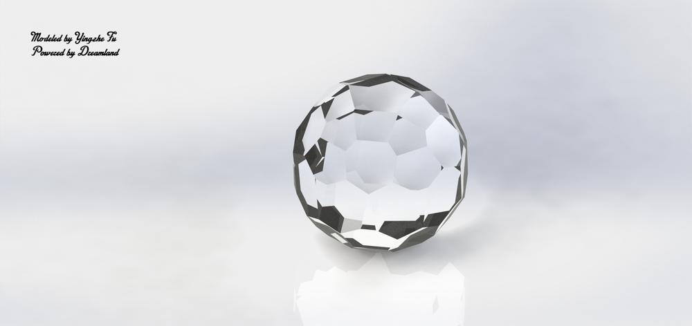 62-face Polyhedron
