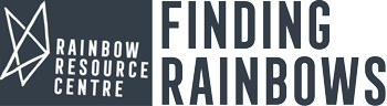 Finding Rainbows logo