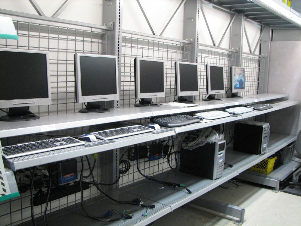 STREAMLINED TECHNICIAN WORKSPACE