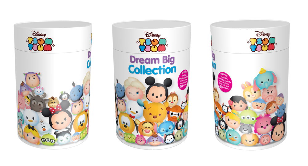 TSUM TSUM Dream Big Collection