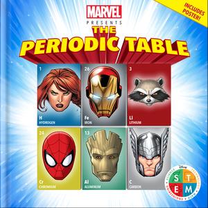 Joey lopez design marvel periodic table urtaz Choice Image