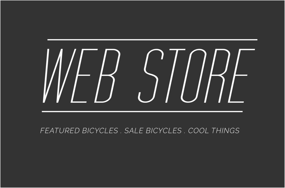 Featured/Sale Bicycles here: - Click the image to enter our web store.