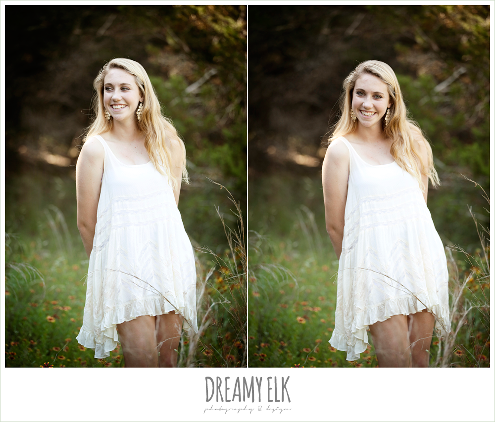 sydney high school senior austin texas white dress