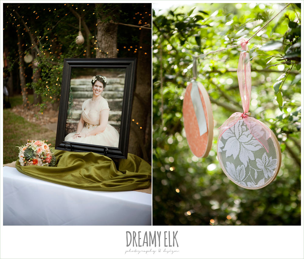 shabby chic wedding, decoration