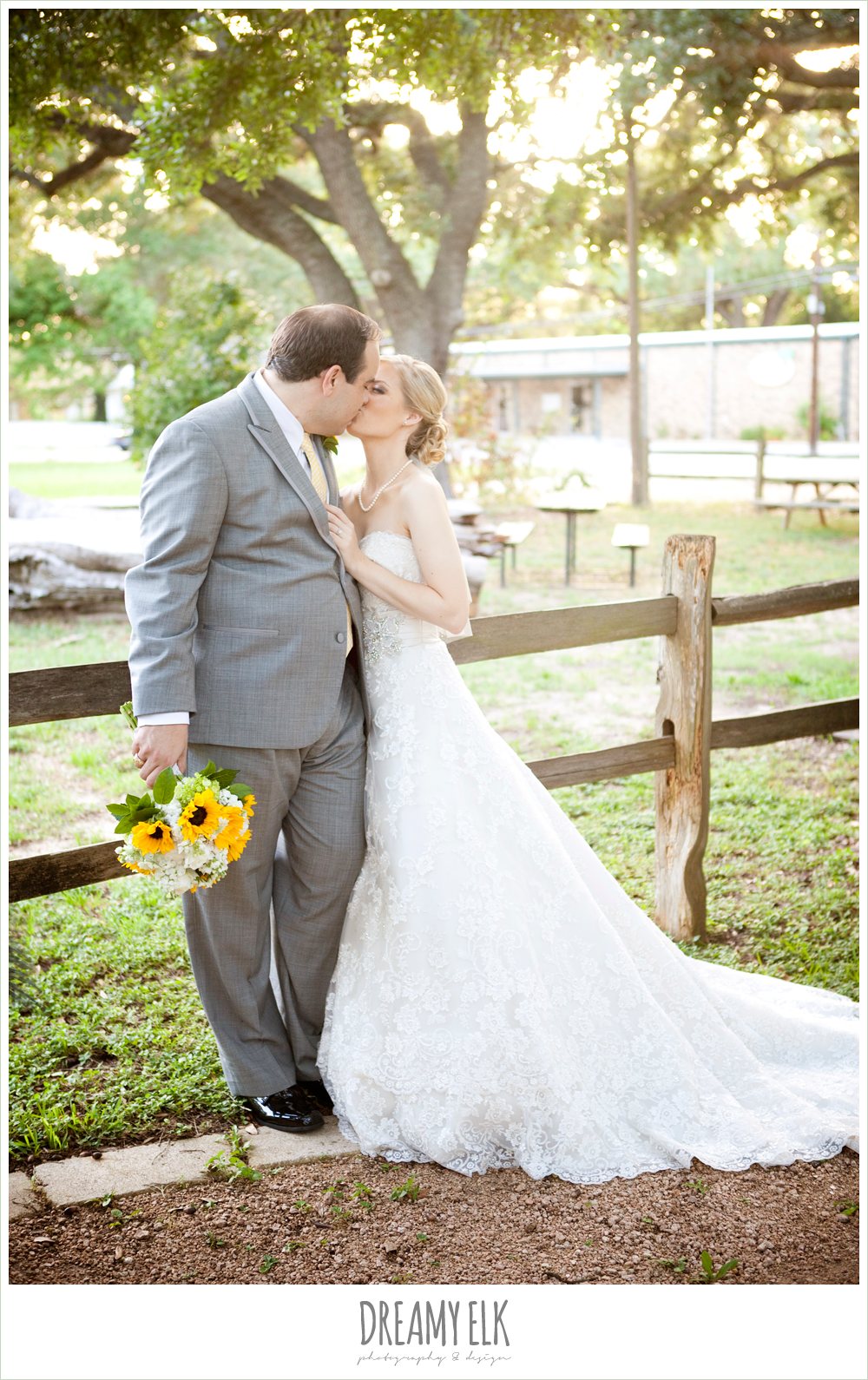 summer wedding, sunflowers