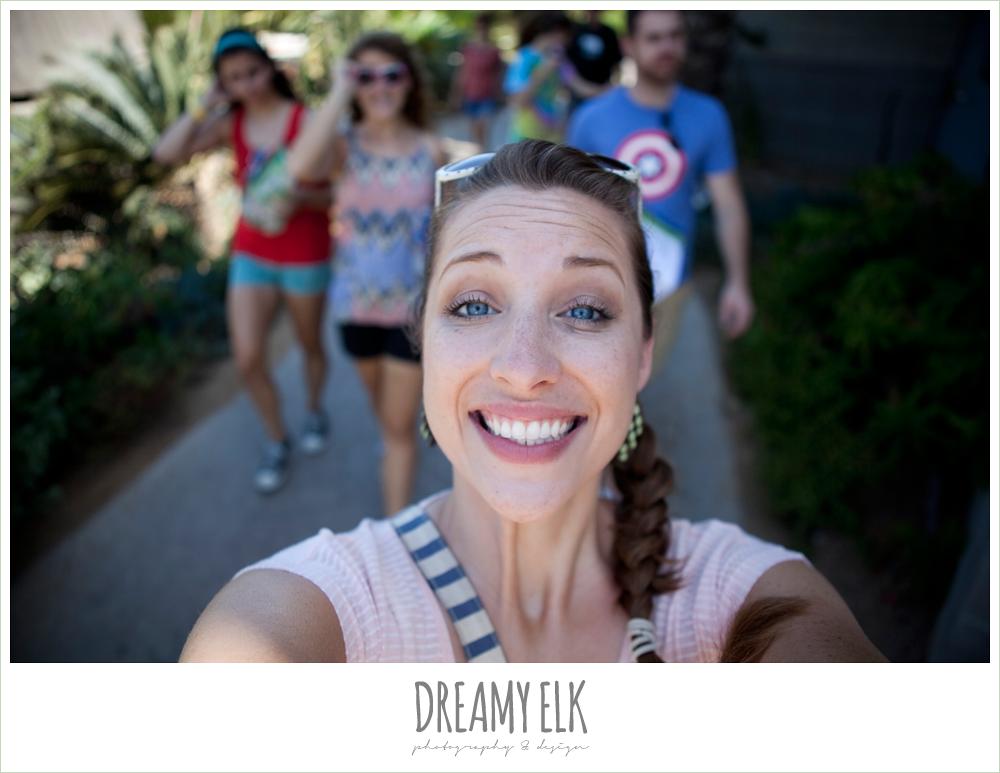 selfie at san diego zoo