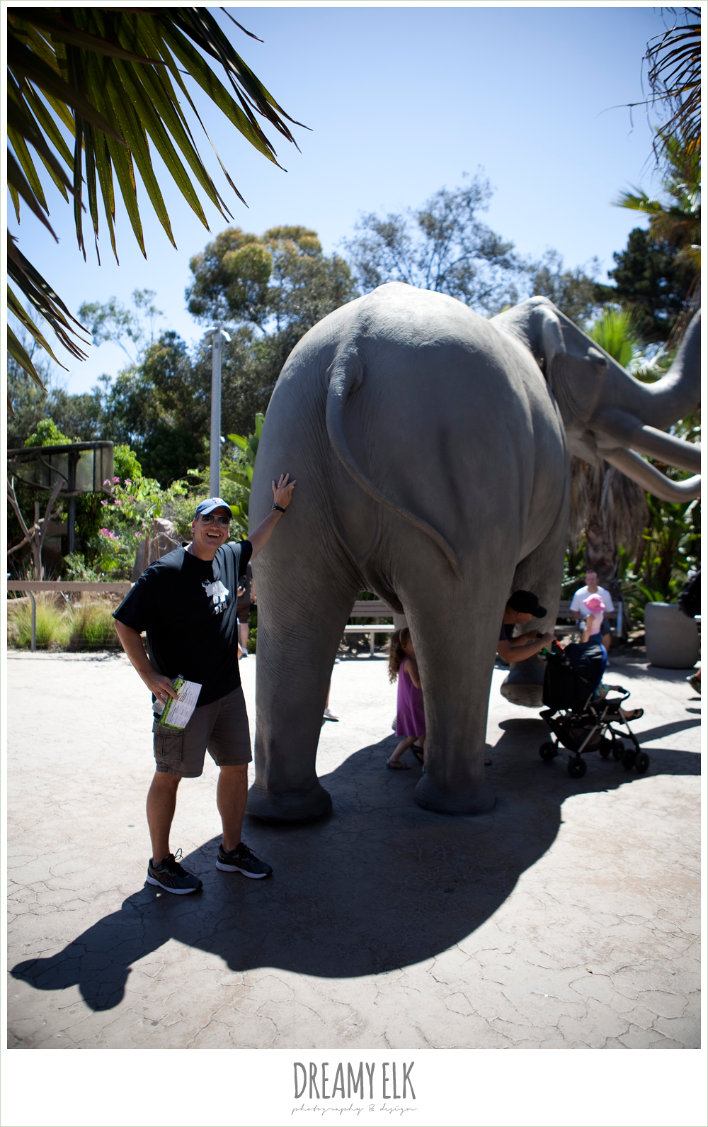 funny picture at san diego zoo