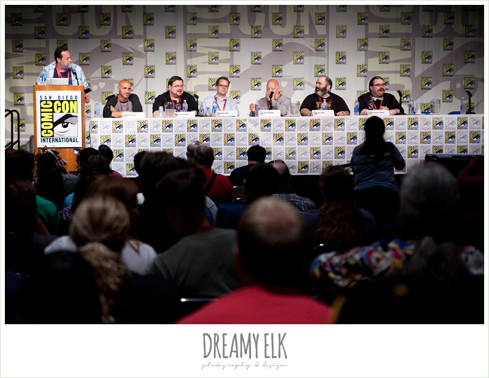 marvel comics panel, comic con 2014