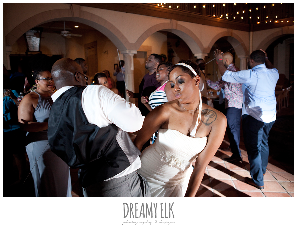 bride and groom dancing, northwest forest conference center, dreamy elk photography and design