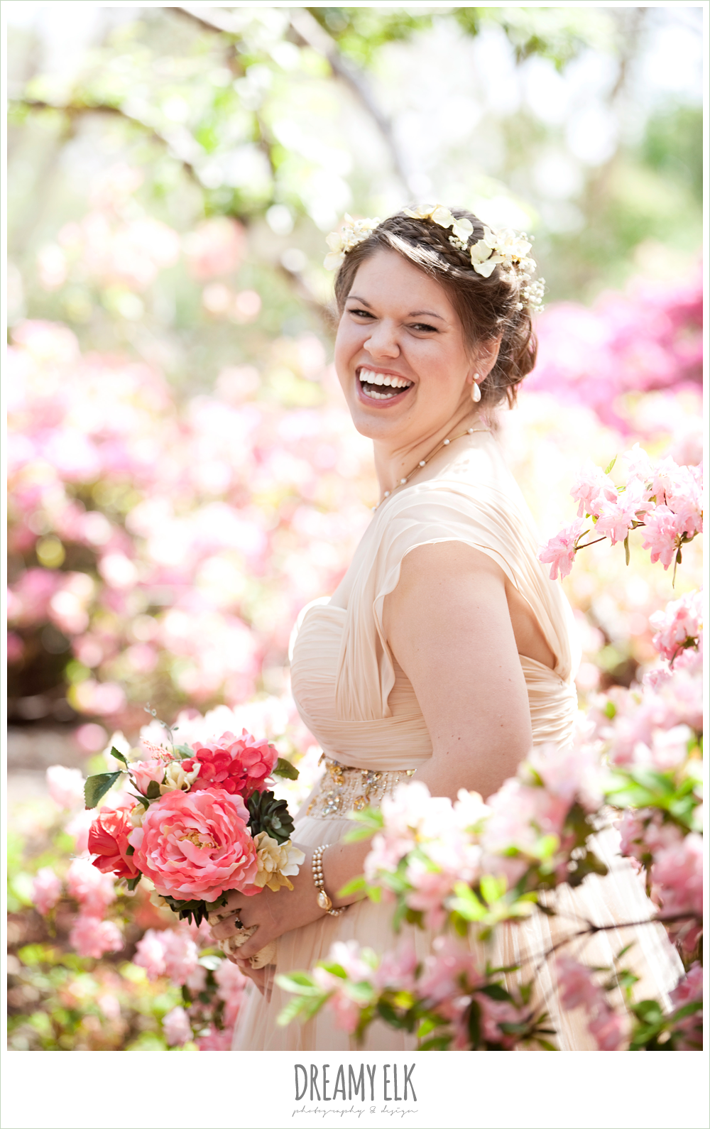 ashley, bridal photo contest, dallas arboretum