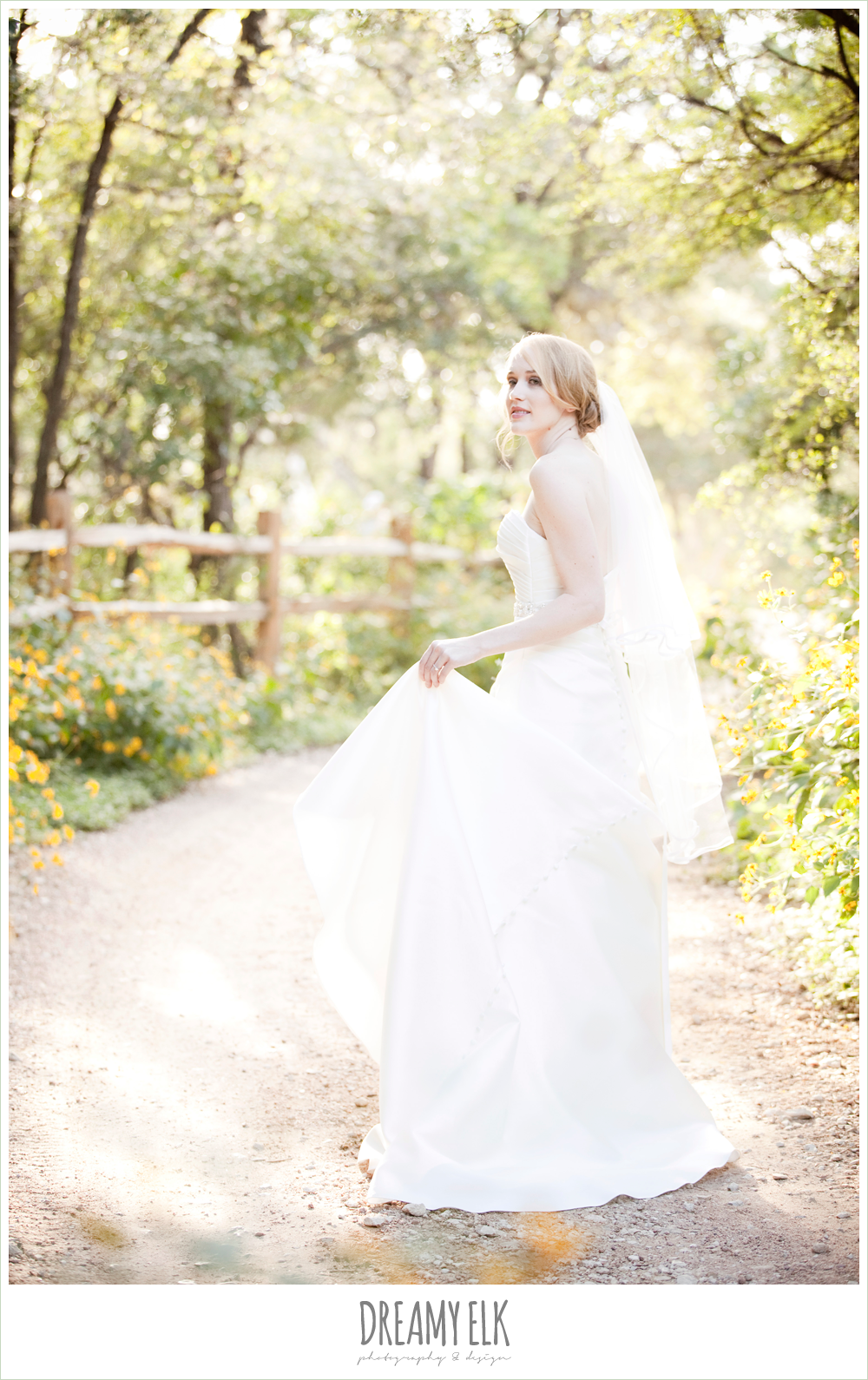 mallory, bridal photo contest, Zilker botanical garden