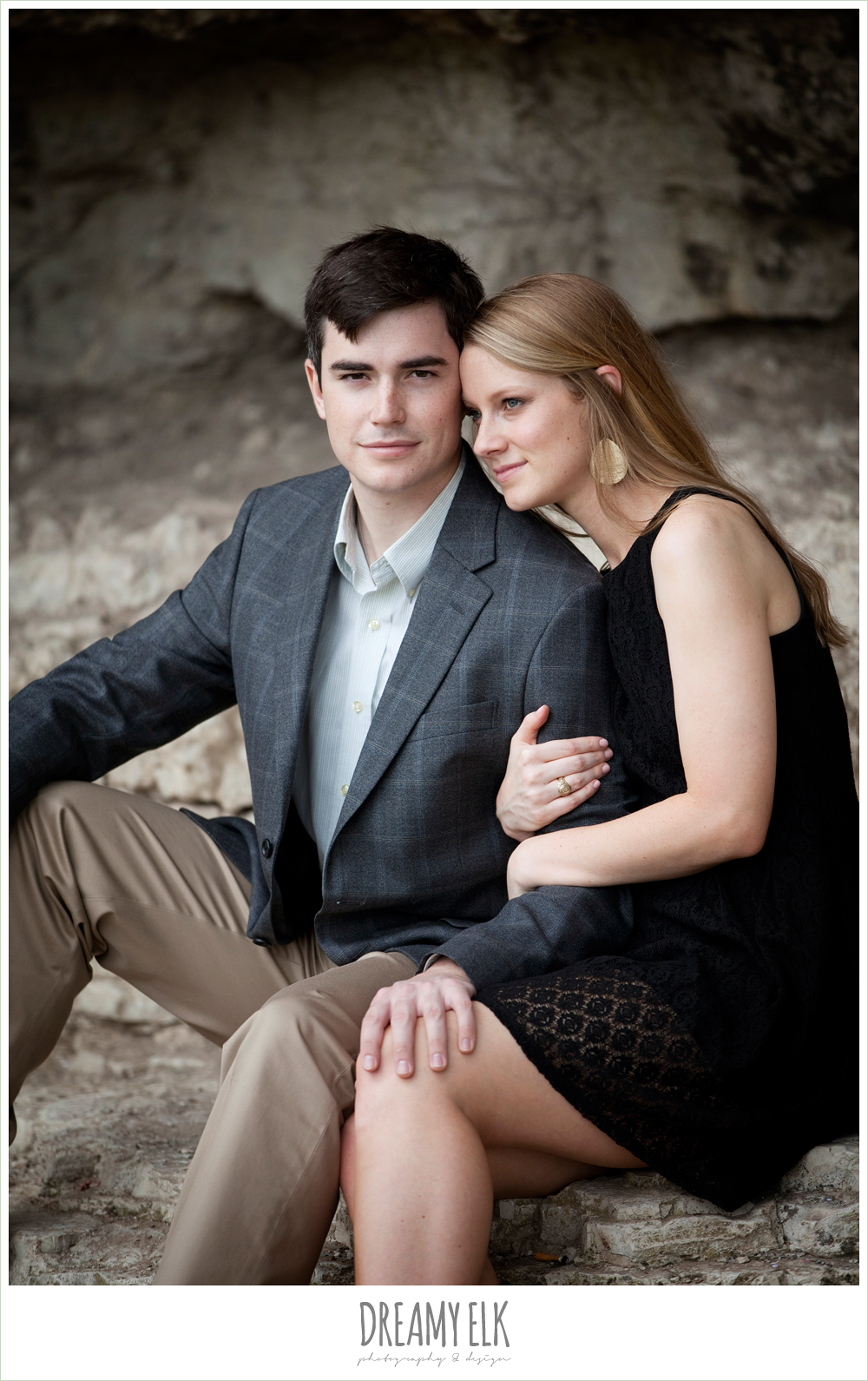 erin & cal, engagement photo contest, zilker park, austin