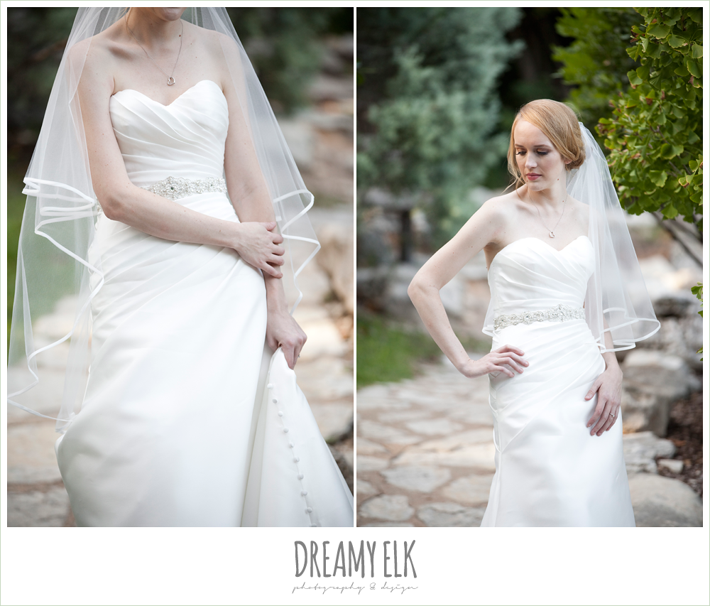 mallory, bridals, zilker botanical garden, dreamy elk photography and design