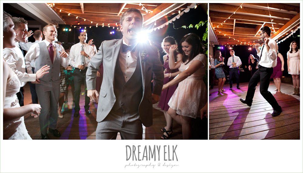 dancing at a wedding reception, october wedding, inn at quarry ridge, dreamy elk photography and design