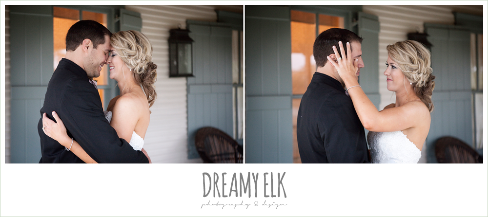 first look, fall wedding, rock lake ranch, dreamy elk photography and design