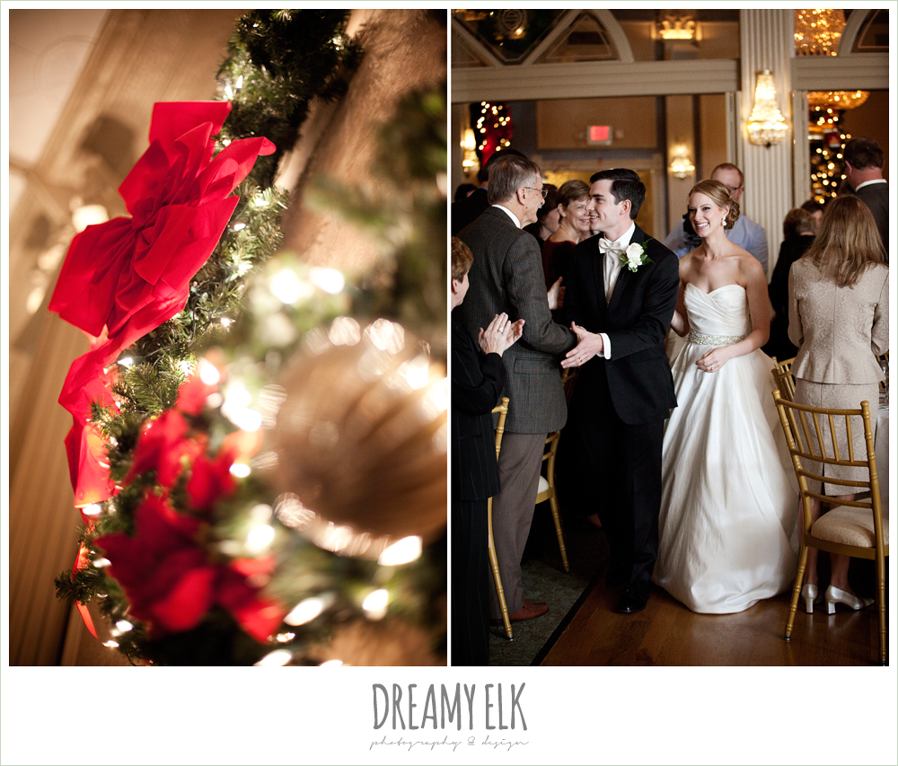 reception decoration, winter wedding, austin wedding photographer, dreamy elk photography and design