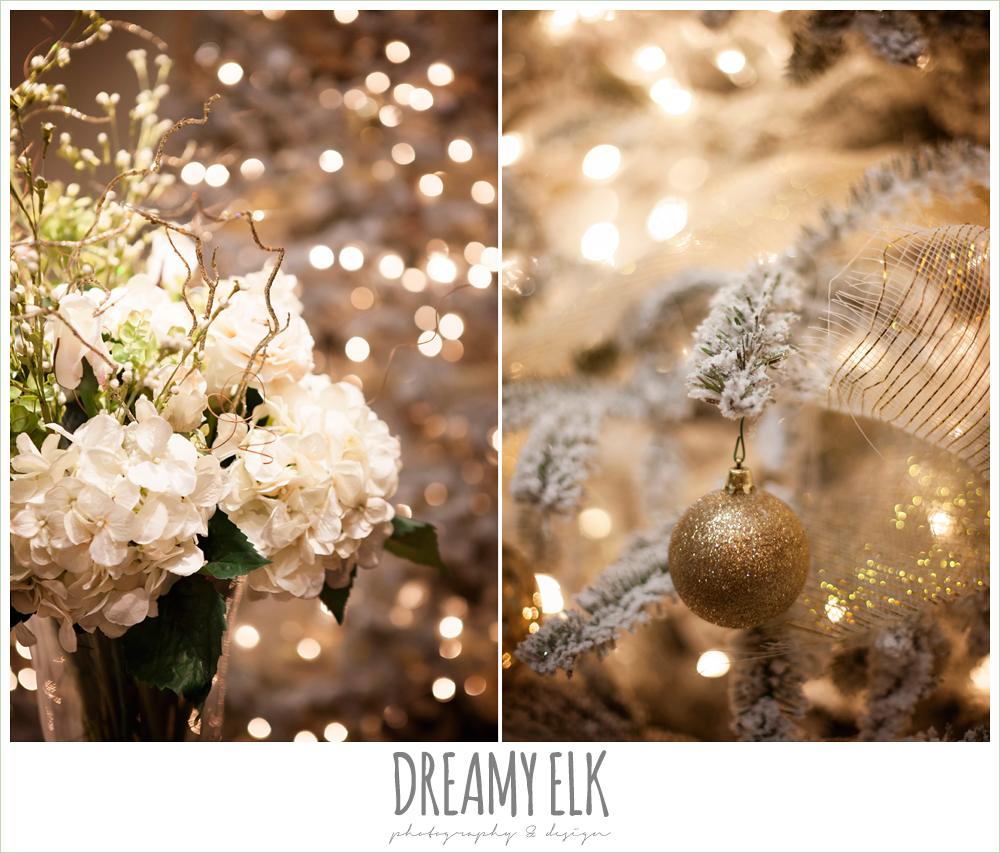 christmas wedding decorations dreamy elk photography and design photo