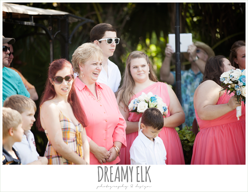 wedding guests, destination wedding, cozumel {dreamy elk photography and design} photo