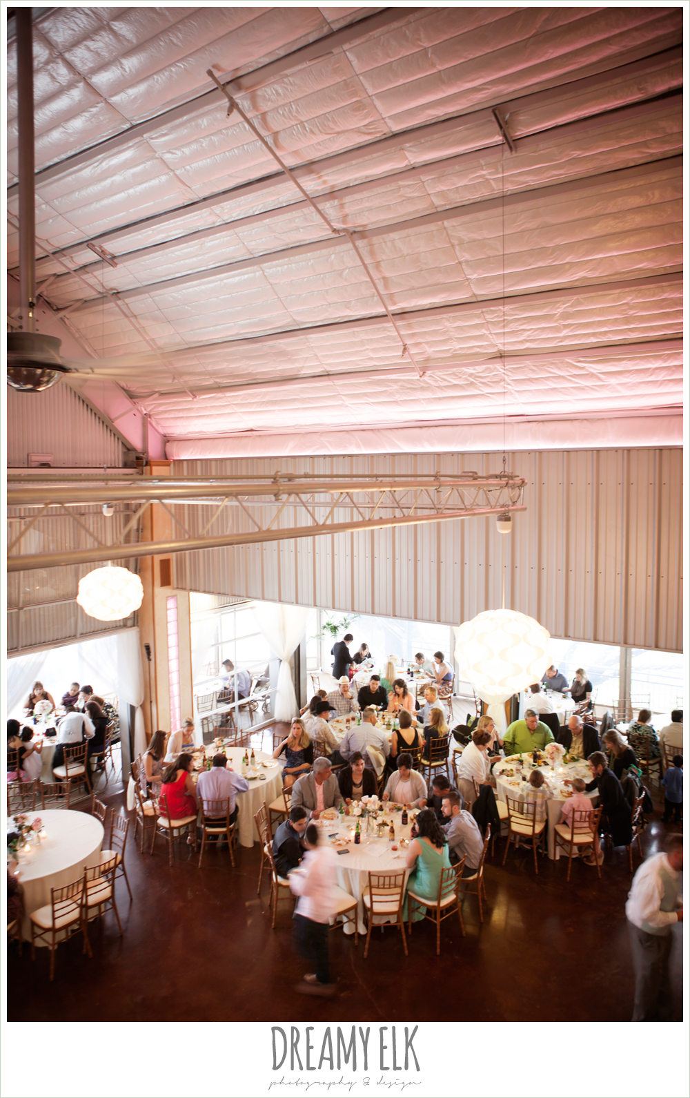 indoor wedding reception, terradorna wedding venue, austin spring wedding {dreamy elk photography and design}
