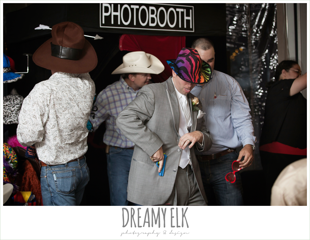 photo booth at wedding reception, terradorna wedding venue, austin spring wedding {dreamy elk photography and design}