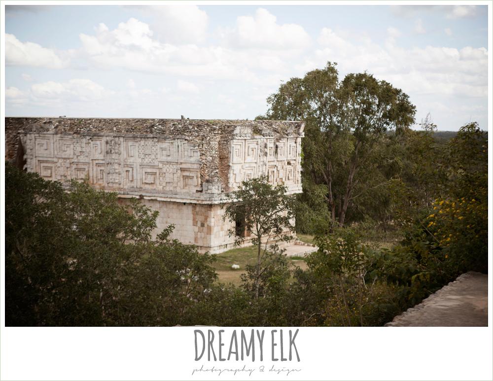 progresso mexico, uxmal ruins