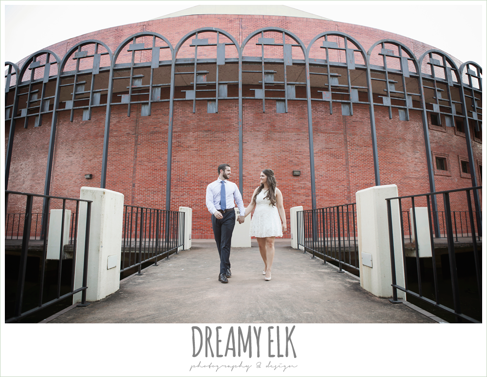 texas state university campus engagement photos, dressy casual wardrobe {dreamy elk photography and design}