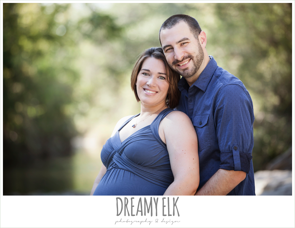 summer maternity photo, family of three, walnut creek park {dreamy elk photography and design}