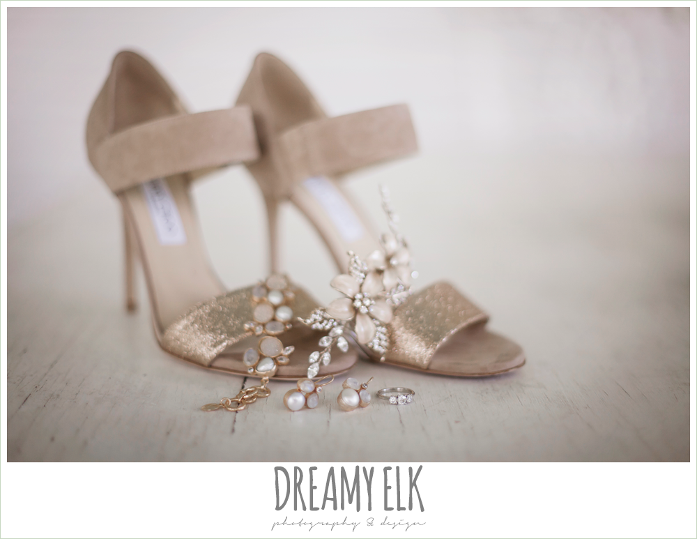 wedding shoes, wedding jewelry, the winfield inn, wedding photo {dreamy elk photography and design}