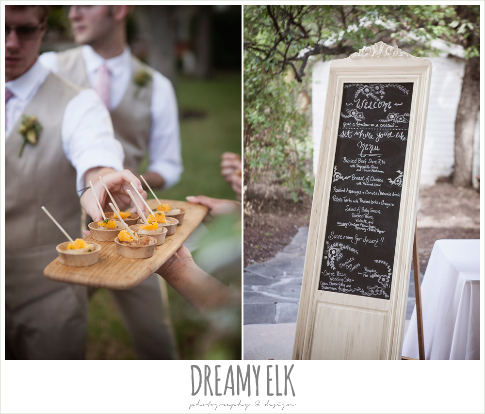word of mouth catering, the winfield inn, photo {dreamy elk photography and design}