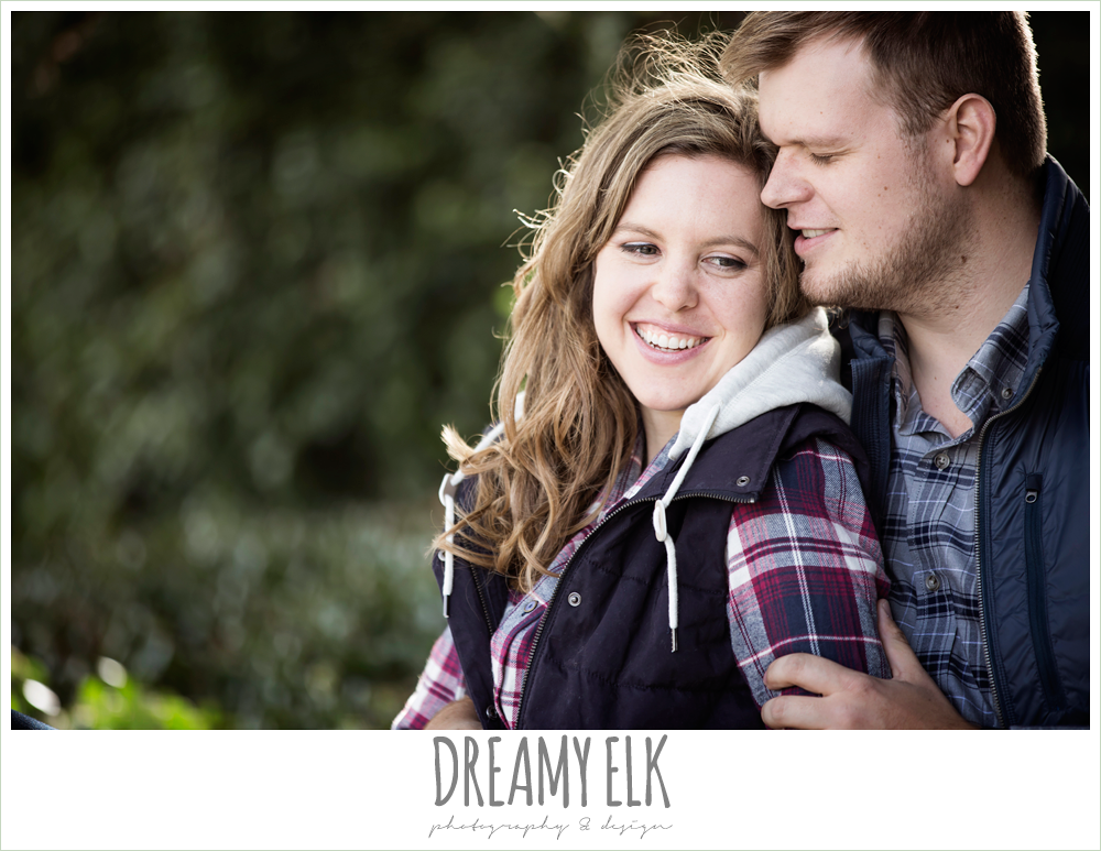outdoor winter south congress engagement photo, austin, texas {dreamy elk photography and design}