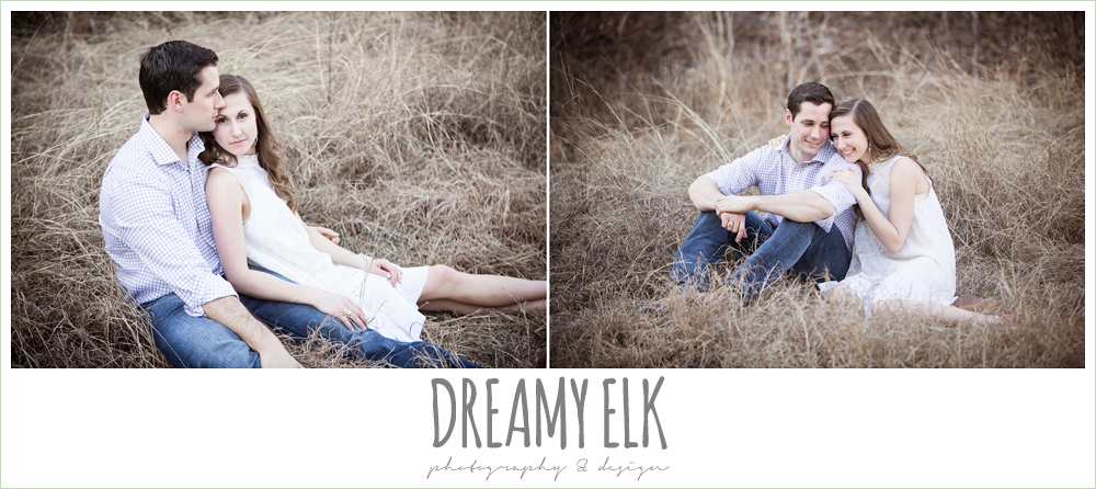 outdoor winter engagement shoot, bull creek park, austin, texas {dreamy elk photography and design}