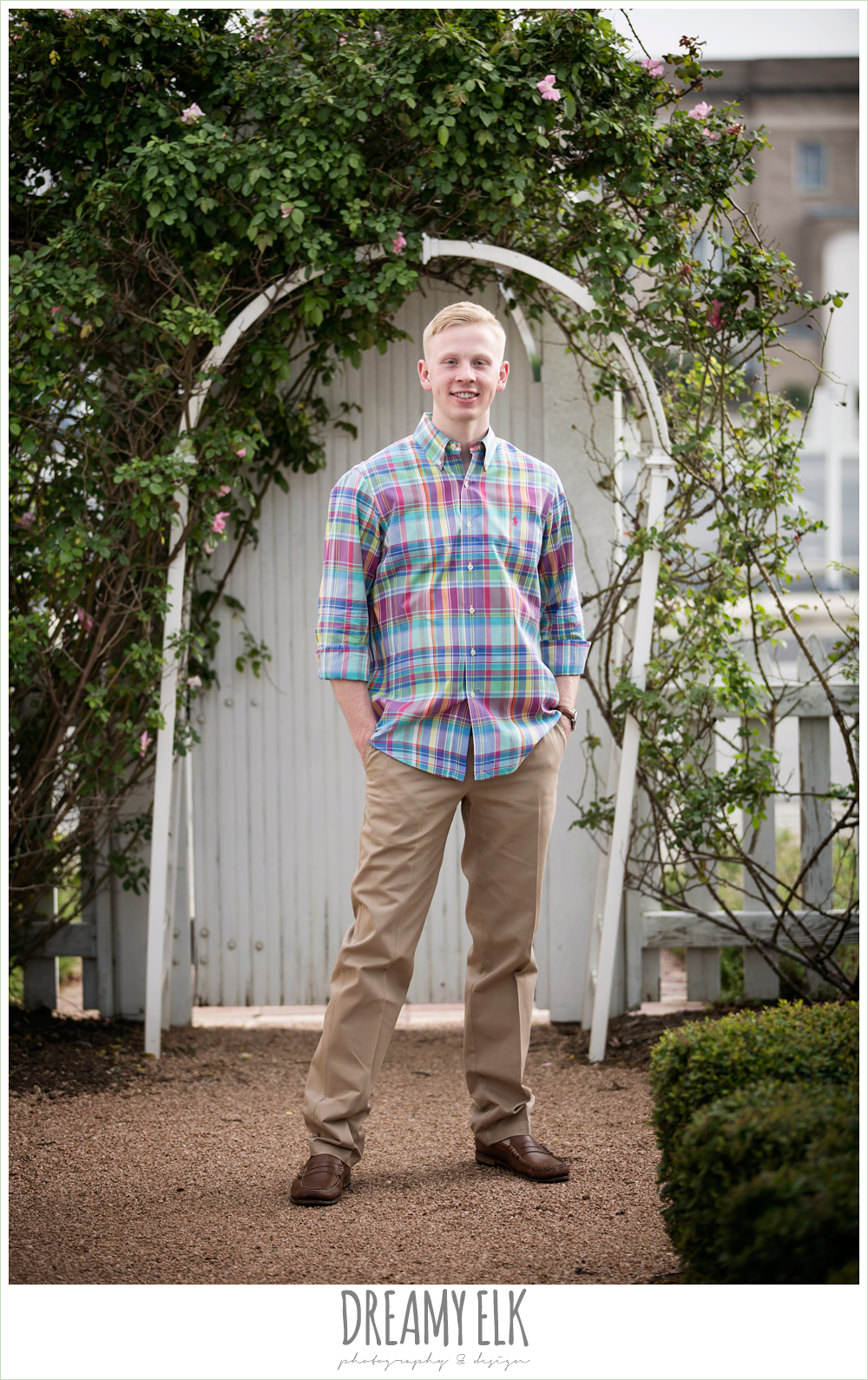 outdoor spring high school senior boy photo, georgetown, texas {dreamy elk photography and design}
