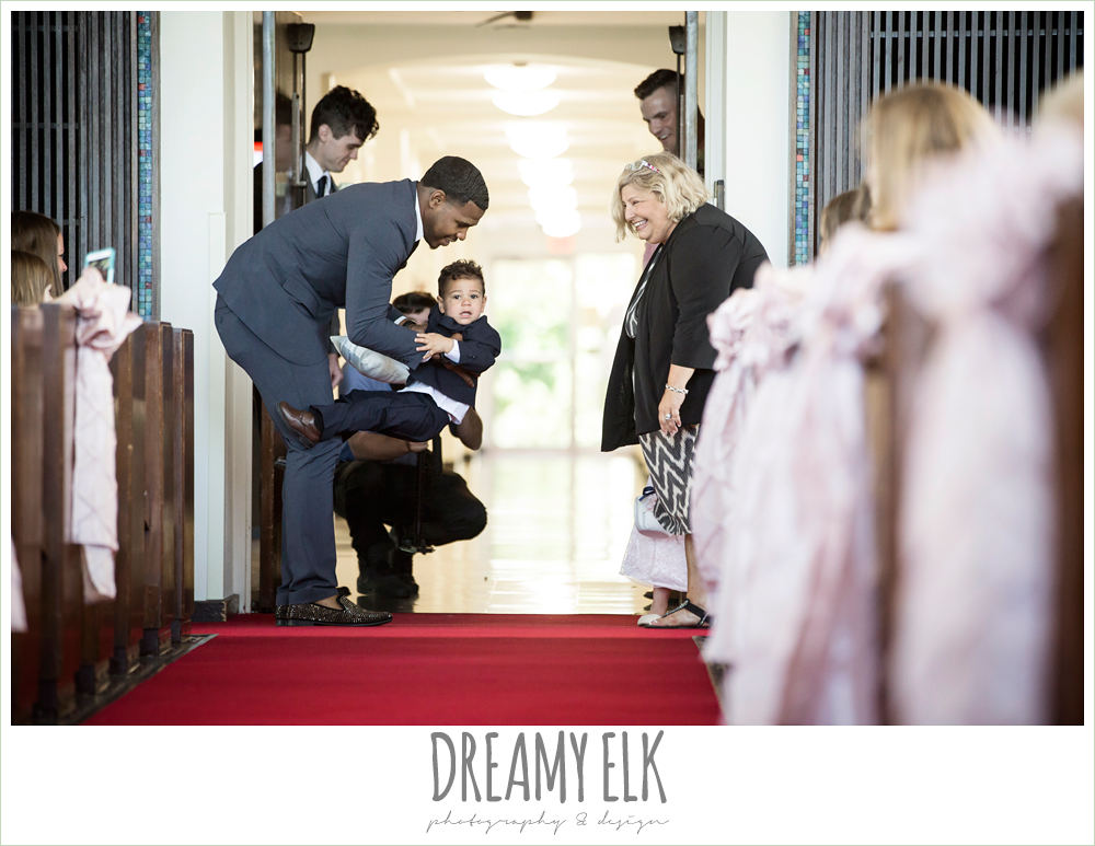 funny ring bearer, april spring houston wedding photo, university of houston campus, a.d. bruce religion center wedding {dreamy elk photography and design}