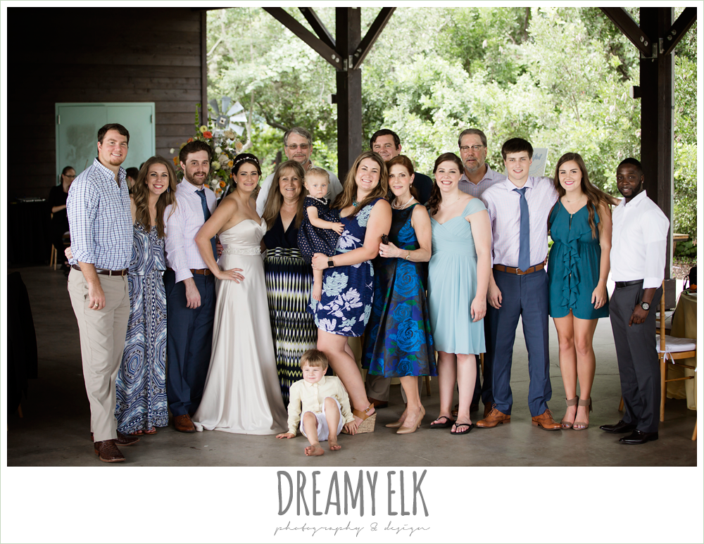 colorful outdoor sunday morning brunch wedding, hyatt hill country club, san antonio wedding photo {dreamy elk photography and design}