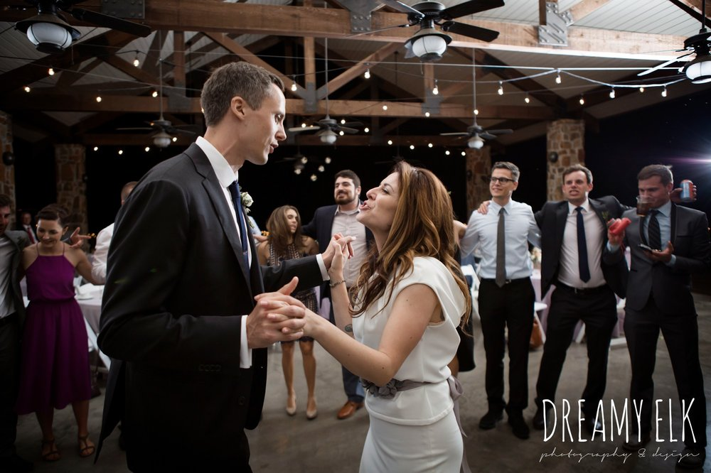 greenbelt dj, outdoor april spring wedding photo, double creek crossing, college station, texas, austin wedding photographer {dreamy elk photography and design}