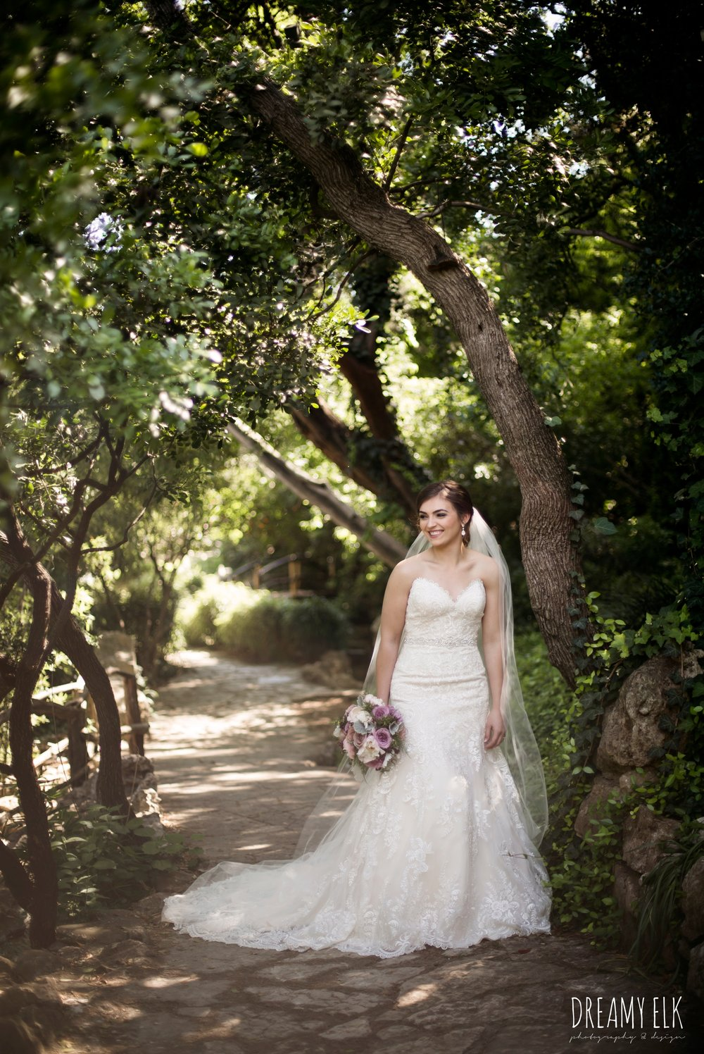 megan {bridals} zilker botanical gardens, austin, texas — Dreamy Elk ...