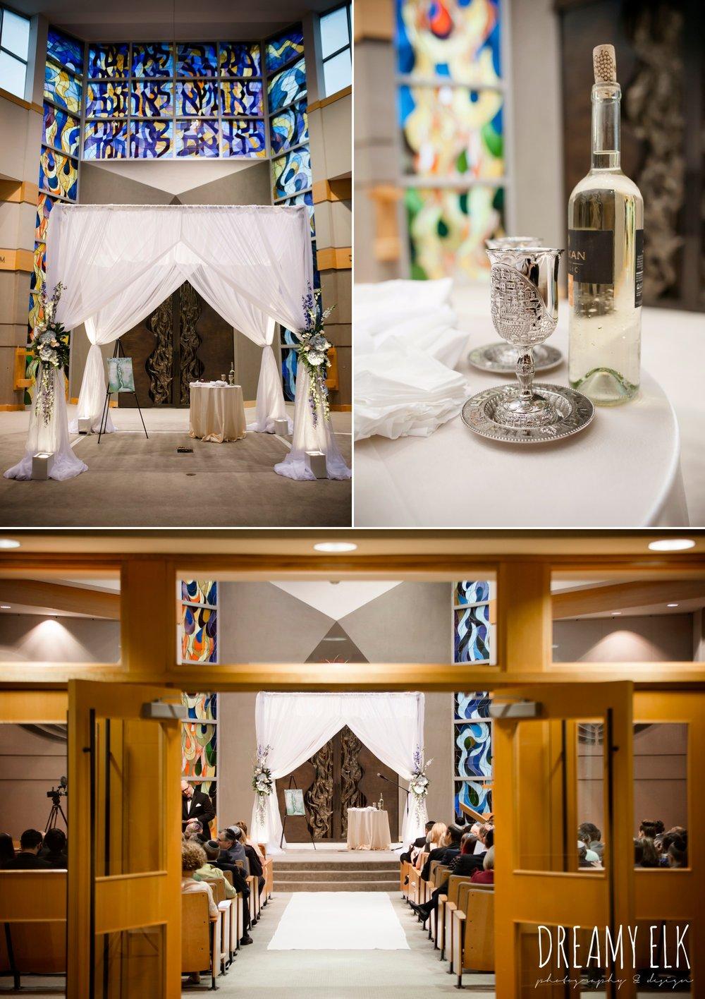 jewish wedding ceremony, summer june jewish wedding photo {dreamy elk photography and design}
