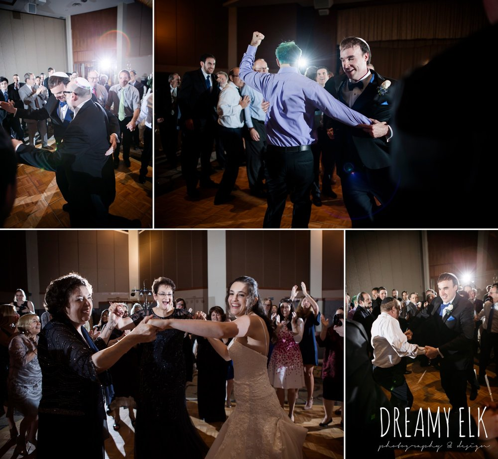 horah dance, summer june jewish wedding photo {dreamy elk photography and design}