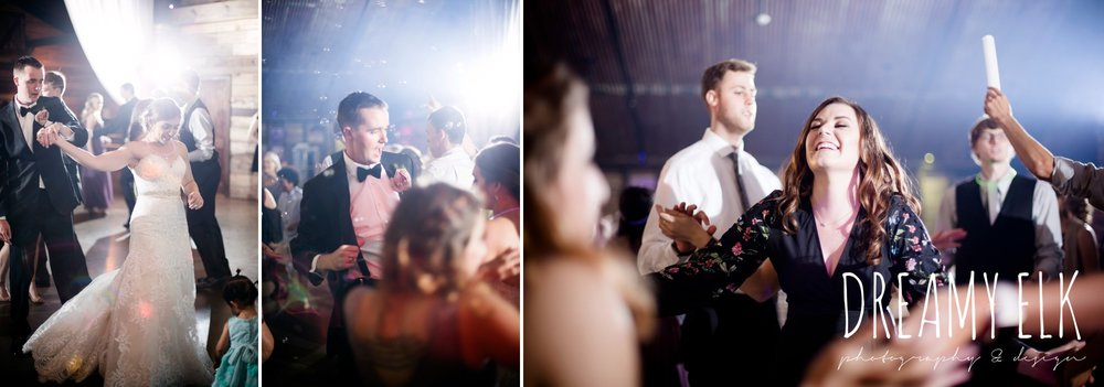 century tree productions, guests dancing on the dance floor, fog and bubbles, summer july wedding, lavender, big sky barn, houston, texas, austin wedding photographer {dreamy elk photography and design} photo
