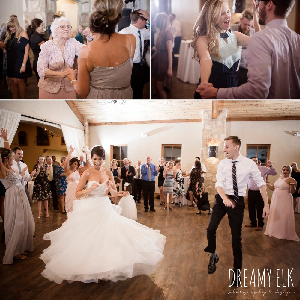 undercover band, dance floor, outdoor fall october wedding photo, blush and gray wedding, balmorhea weddings and events, dreamy elk photography and design, austin texas wedding photographer