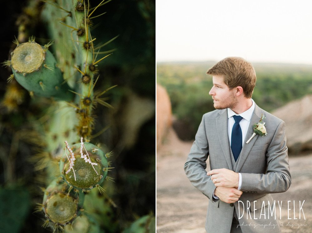 summer elopement enchanted rock fredericksburg texas wedding photo, dreamy elk photography and design
