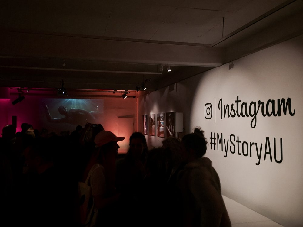 Michaela Skovranova - Instagram MyStory Exhibition