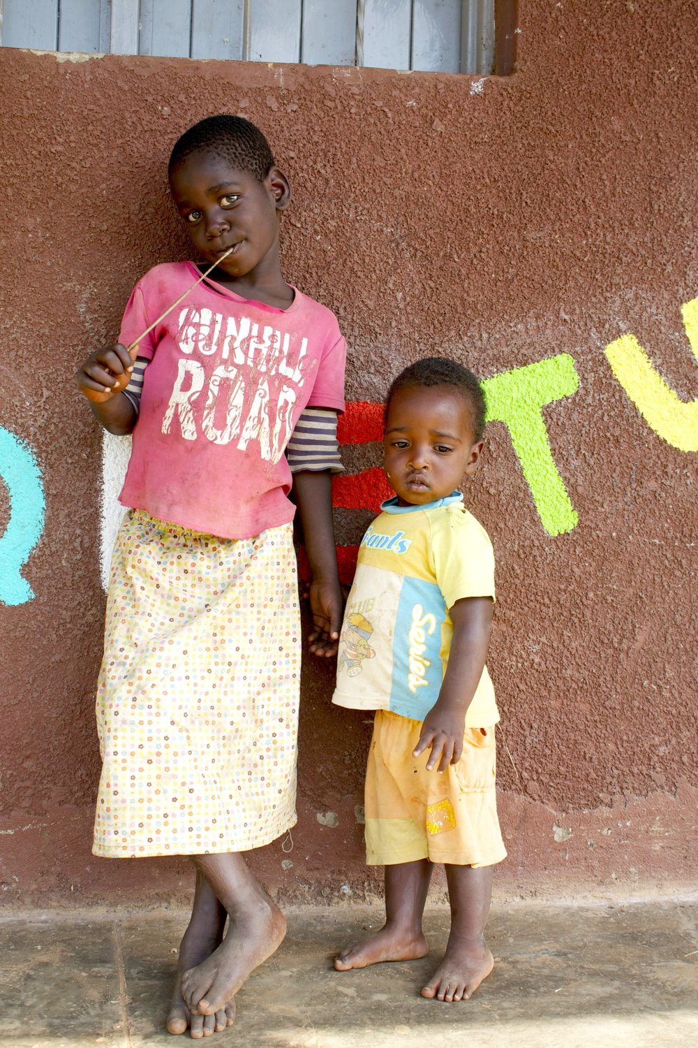 St. Jude's Children's home - Gulu, Uganda