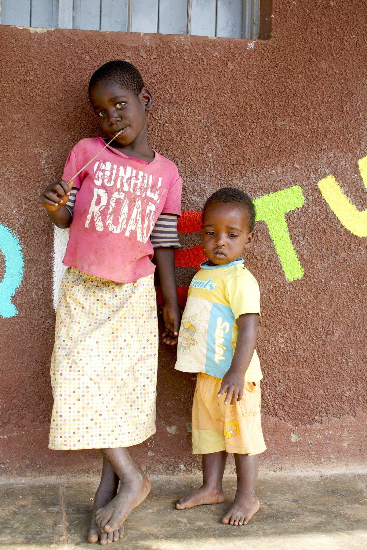 St. Jude's Children's home - Gulu, Uganda