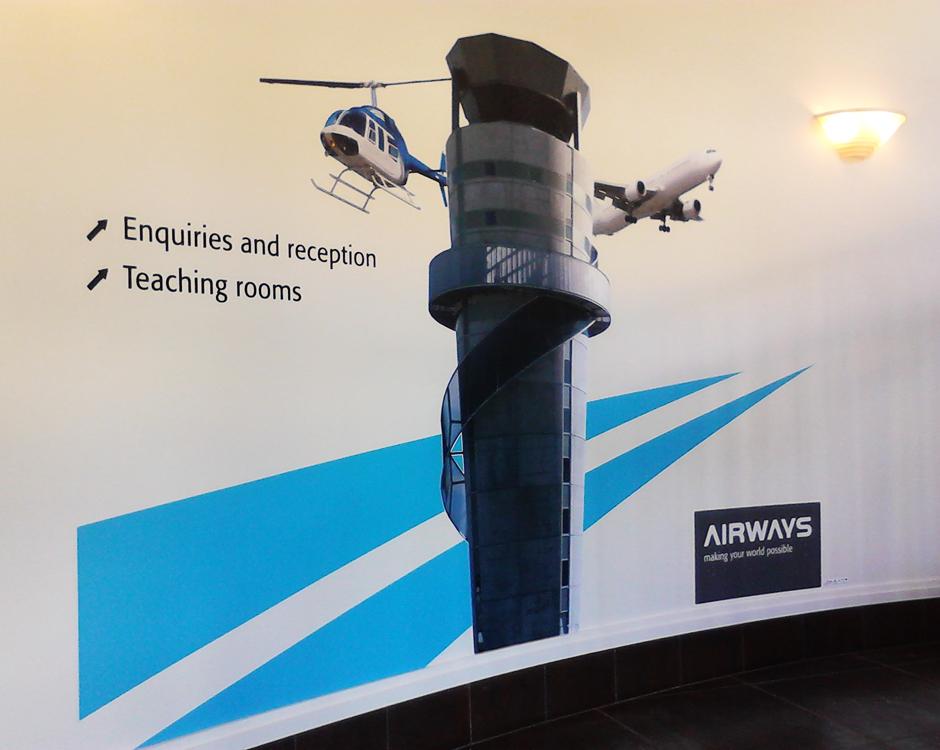Airways Entrance