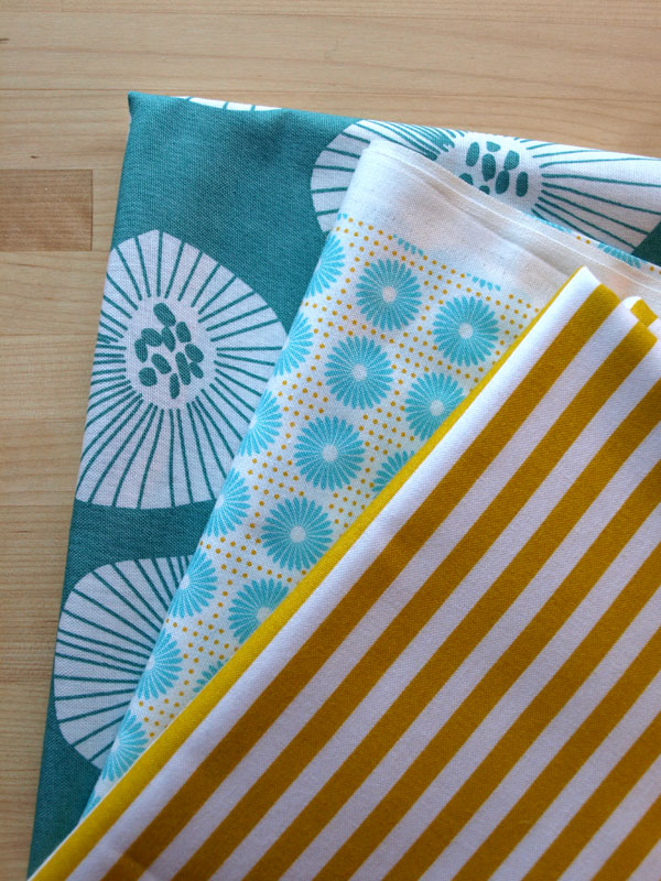 Picked up some new fabrics… deciding what to make